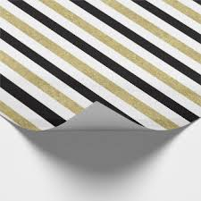 black and white striped wrapping paper black stripes wrapping paper zazzle