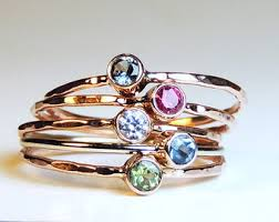 gemstone rings images Gemstone rings etsy jpg