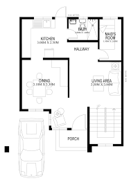two floor plan two house plans series php 2014005
