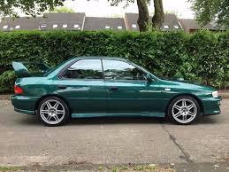 green subaru wrx subaru impreza gt turbo 2000 green in leicester leicestershire