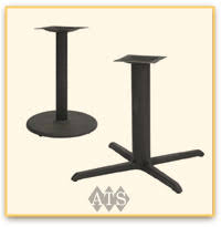 Restaurant Table Bases Ats Restaurant Table Tops And Table Bases