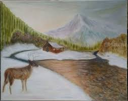 paintings by mike chaple impressionism realism