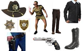 Sheriff Halloween Costumes Deputy Sheriff Rick Grimes Costume Diy Guides Cosplay