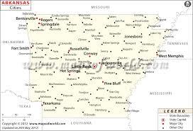 map of arkansas cities in arkansas arkansas cities map