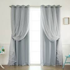 Light Silver Curtains Best 25 Tulle Curtains Ideas On Pinterest Tulle Bedskirt Ivory