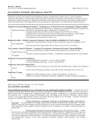 Resume For Manufacturing Sample Resume For Architectural Draftsman Resume For Your Job