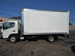 mitsubishi fuso box truck new vehicles