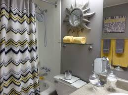 Yellow Bathroom Ideas Colors Gray And Yellow Bathroom Design Ideas Pictures Remodel And Decor