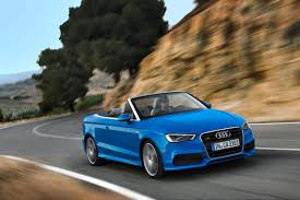 audi convertible audi s3 cabriolet is the convertible we need now downshift autos