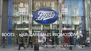 boots uk boots hair care sales promotion