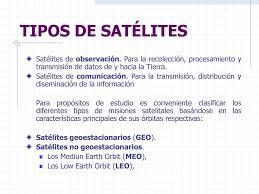 imagenes satelitales caracteristicas olga lucia santana marcela beltran sistemas vi ppt descargar