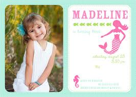 tips for choosing mermaid party invitations templates