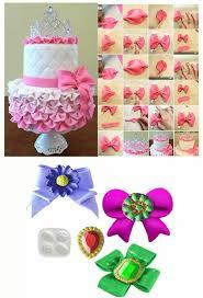 Lace Cake Decorating Techniques Bow Making Cake Design Tutorials Pinterest Lace Cakes Cake