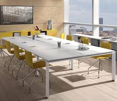 Designer Boardroom Tables Contemporary Boardroom Table Metal Melamine Rectangular