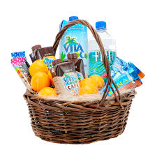 Healthy Food Gift Baskets Stay Healthy Gift Basket Scent U0026 Violet Houston Texas