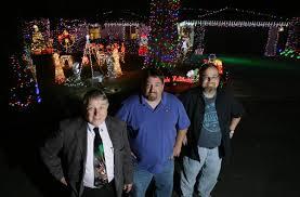 bob pratte christmas lights bright as ever u2013 press enterprise