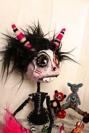 circus puppets doll big tiger circus puppet big by crudeart