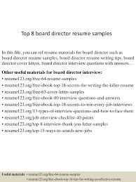 sample resume for staff nurse sample resume word resume samples and resume help ambulance operator sample resume word invitation templates top8boarddirectorresumesamples 150511075711 lva1 app6892 thumbnail 4 ambulance operator sample