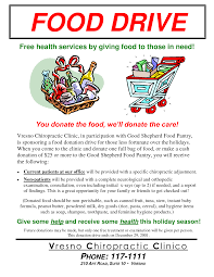 food drive poster template free 10 best images of can food drive letter template salvation army
