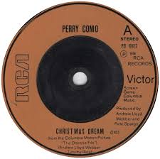 45cat perry como is born rca victor