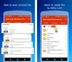 unzip pro apk unzip file extractor rar zip file extractor apk