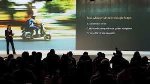 Google Maps Navigation Voice Google Maps Gets Two Wheeler Mode In India Here Is How It Works