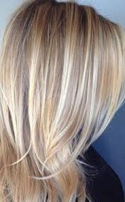 shades of high lights and low lights on layered shaggy medium length blonde highlights for women over 50 blondes 50th and woman