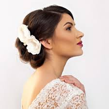 flower for hair ideas about hairstyles with flowers in hair for weddings