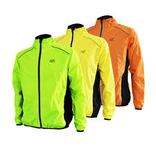yellow waterproof cycling jacket online buy wholesale waterproof running jacket from china