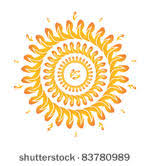 sun ornament free vector 7985 free downloads