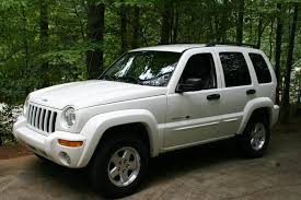 2002 jeep limited jeep liberty limited edition 2wd