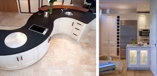 oval kitchen island kitchen islands vs peninsulas the low