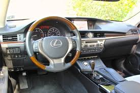 lexus rx400h dash 2014 lexus es 350 information and photos momentcar