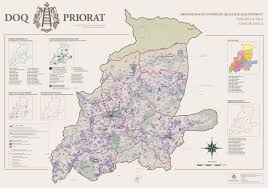 Oregon Winery Map by In Search Of The Best Wines From Priorat Wine Folly