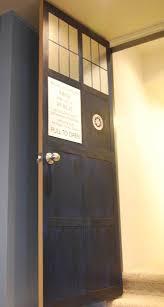 Tardis Interior Door How To Make A Tardis Door The Handyman S