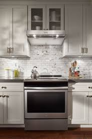 whirlpool under cabinet ice maker whirlpool wvu37uc4fs 24 inch under cabinet range hood with fit