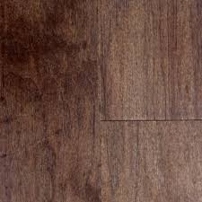 shop style selections 5 in molasses hickory engineered hardwood