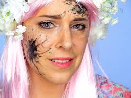 dark fairy halloween makeup dark fairy halloween makeup tutorial images