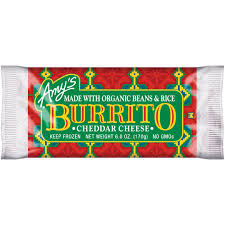 amy s kitchen coupons order amy u0027s beans rice and cheddar cheese burrito fast delivery