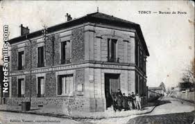bureau de poste de torcy photos et cartes postales anciennes de torcy 77200