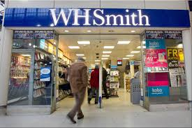 shop italy whsmith enters retail market with turin store opening