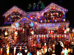 amazing 80 houses decorated for christmas inspiration design of