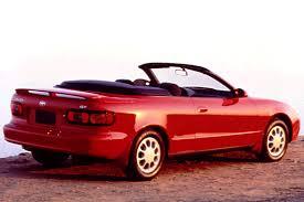 1990 toyota celica gts specs 1990 93 toyota celica consumer guide auto