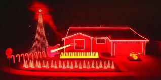 outdoor christmas lights stars christmas outdoor musical christmas lights in addition to music