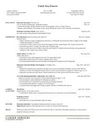 Best Resume Format For Job Free Tips On Resume Writing Fourth Genre In Best American Essays