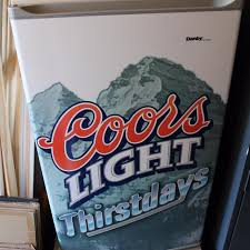coors light mini fridge find more coors light mini fridge made by danby for sale at up to