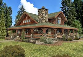 house plans log cabin log homes for log home dreamers 1228 home design