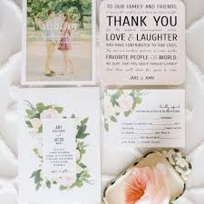 which wedding invitation inserts do you need weddingwire