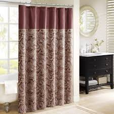 curtain unique ideas bathroom set with shower curtain 11