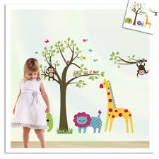 amazon com toprate tm owl cartoon animals birds monkeys on tree